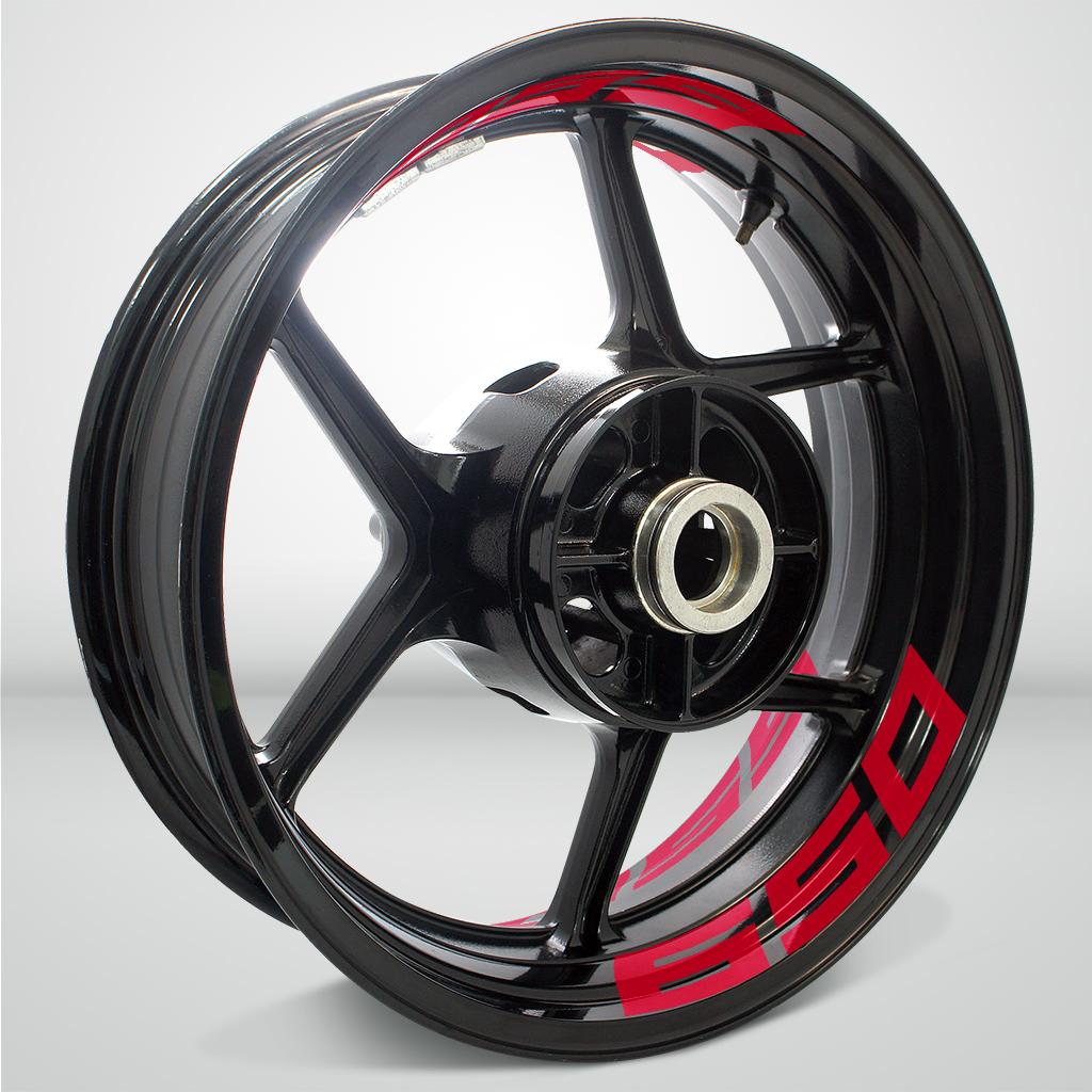Ducati V Speciale Gold Wheels
