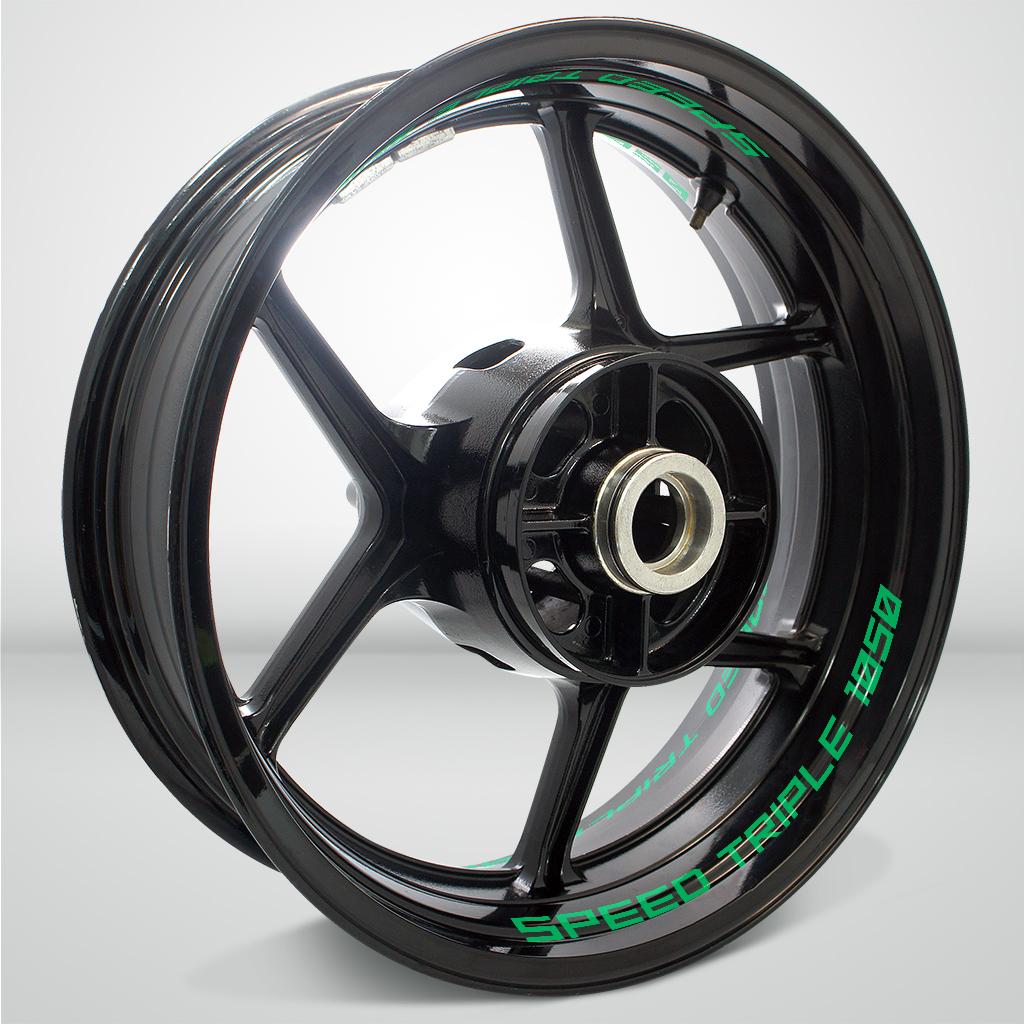 Verde-Reflectante-Inner-Pegatina-de-la-Motocicleta-Triumph-Speed-Triple